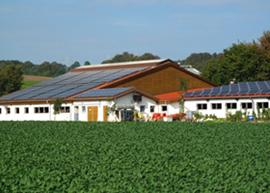 Sončne elektrarne na kmetijskih objektih