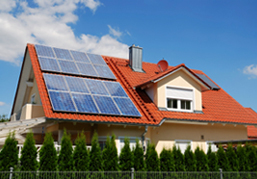 Sončne elektrarne na strehi