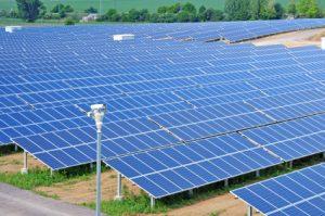 Sončne elektrarne na tleh